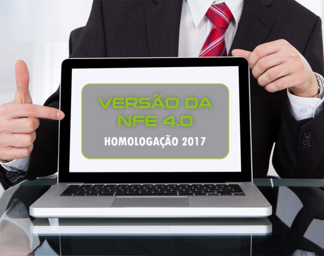 NFE 4.0 - Homologação 2017